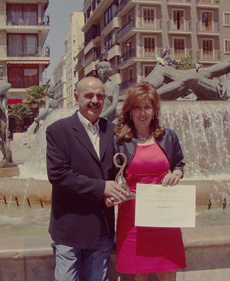 Premio calidad Biodarma